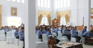 Eman Minta SKPD Jauhi Kegiatan Bersifat Seremonial