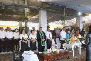 Ibadah Syukur HUT ke-52 Ny Liliana Eman-Mokoginta dan Perayaan Natal dan Syuykuran tahun Baru KKPG