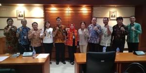 Komisi I DPRD Tomohon Konsultasi ke Kemenpan RB dan BKN