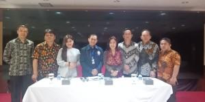 Pimpinan dan Komisi I di Kemenpan RB