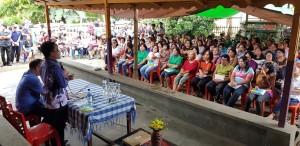Senator SBANL Sosialisasi Empat Pilar MPR-RI di Kota Kotamobagu