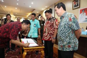 Gubernur Sulut Minta Kepala SKPD Fokus Bangun Sulut