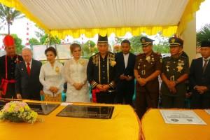 Wali Kota, Pimpinan DPRD, Forkopimda dan Wakil Wali Kota