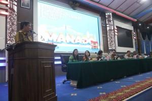 Selaraskan Program Pembangunan di Tahun 2019, Pemkot Manado Gelar Rapat Kerja