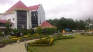 Taman Kabasaran Kota Tomohon