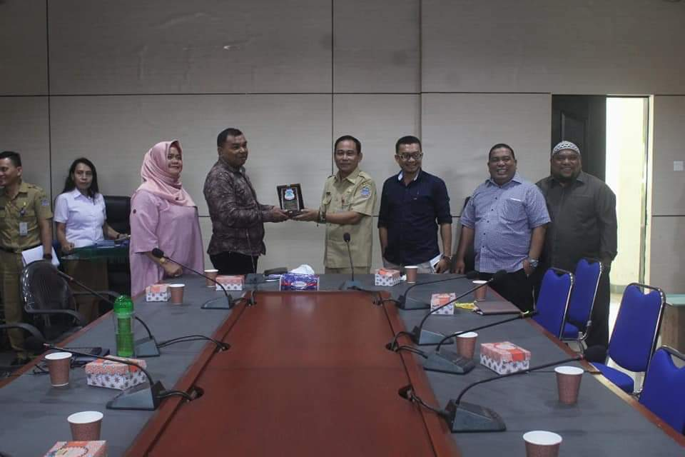Komisi I DPRD Tarnate, Yamin Rusli, c3 manado, Heri Saptono,