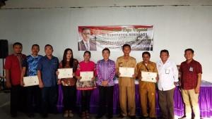 Senator SBANL usai Dengar Pendapat dengan masyarakat Tateli