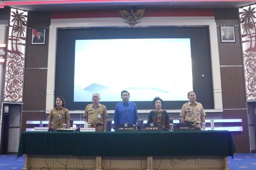 Pemkot Manado Gelar Konsultasi Publik Ranwal RKPD Tahun 2020