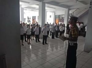 ASN Minahasa Dukung Program Millennial Safety Ridding