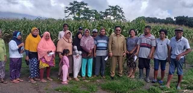Gerakan Pemuda Tani Indonesia, Petani Kota Bitung,  Ir Maurits Mantiri