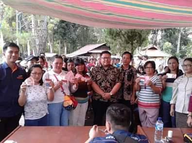 Kecamatan Kumelembuai , Bansos PKH Tahap I ,