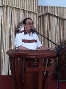 Royke Octavian Roring , GMIM Sion Sentrum Sendangan,PSR GMIM 2019, Ketua Panitia PSR GMIM 2019