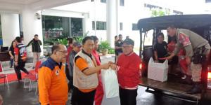 Gerak Cepat Pemprov Sulut Bantu Korban Bencana Manado dan Sitaro