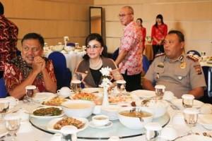 Kinerja APBD 2018 minsel,  Altin Sualang , CEP