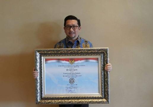 "Rapor SAKIP 2018: Pemkot Manado Raih Predikat ""BB"""