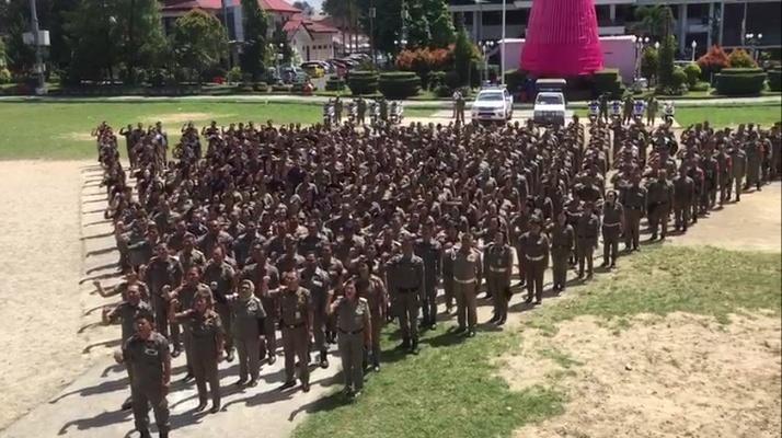 Manado Helat HUT Pol PP Tingkat Provinsi, Runtuwene: Akan Ditampilkan Berbagai Atraksi