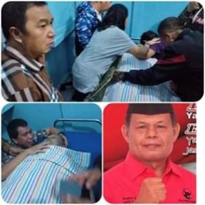 DPRD Mitra, Tavif Watuseke , Tavif Watuseke meninggal