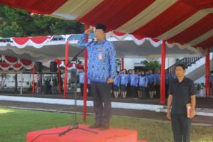 Sekdaprov Sulut: Warga Korpri Harus Jaga Loyalitas Dalam Laksanakan Tugas