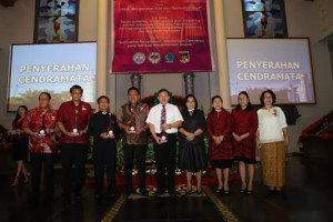 Olly Buka Sidang Tahunan dan Konsultasi BIPRA SAG Sulutteng