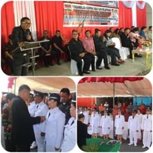 James Sumendap SH, hukum tua Kecamatan Ratahan Timur , hukum tua Kecamatan Tombatu Timur,