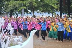 Tulude Bitung 2019, Pantai Sari Manembo-nembo,