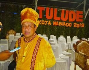 Ketua IKISST: Tulude Tahun Depan Akan Menampilkan Semua Keragaman Budaya di Kota Manado