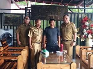 Ferry Amos Slat ,SMPN I Ratahan, Teacher Training on STEM Education-project