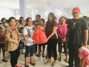 Pemprov Sulut Salurkan 7.082 Paket Bantuan Korban Banjir dan Longsor Manado