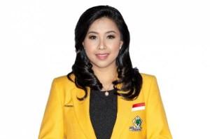 Ketua Komisi III DPRD Tomohon Ladys F Turang SE