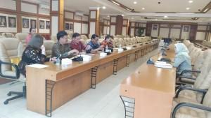 Komisi II DPRD Tomohon Konsultasi ke Kementerian Pertanian