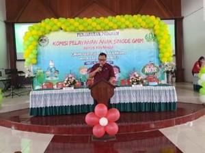 Robby Dondokambey S.Si, Program KPA GMIM, KPA GMIM Rayon Minahasa