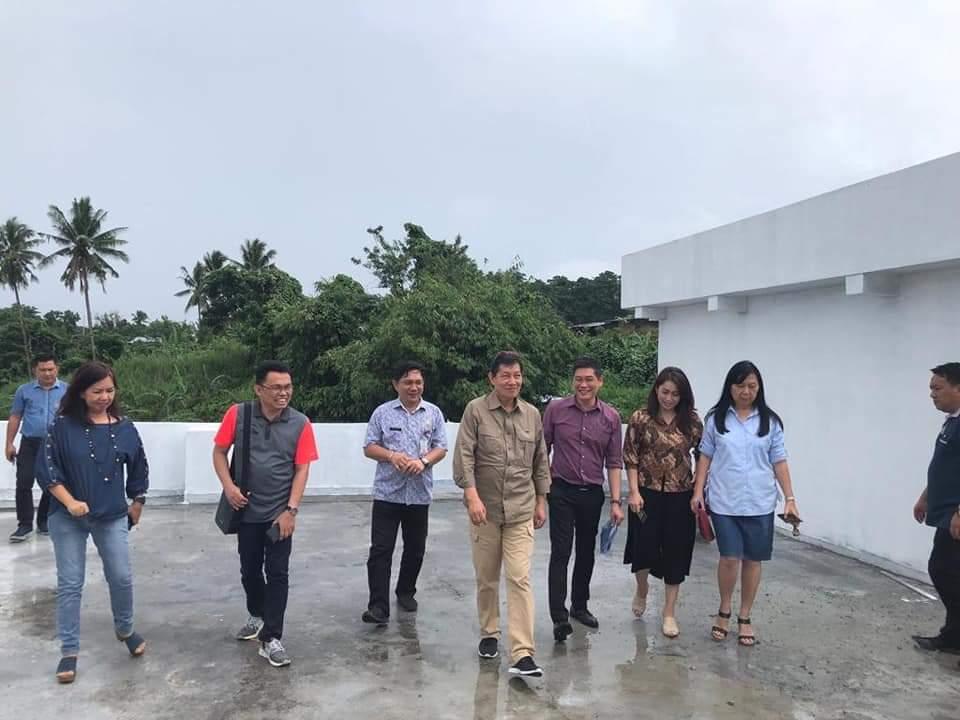 RSUD Kota Manado ,  GS Vicky Lumentut ,