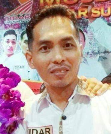 Syarif Darea , Upacara Adat Tulude manado, pengurus Daerah Tidar Sulawesi Utara