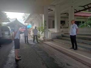Kabag Pemhum Sonny Takumansang Pimpin Apel Kerja ASN Lingkungan Setda Kota Manado