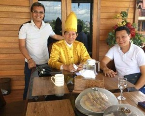 Lewat Momentum Adat Tulude, Stenly Towoliu Ajak Masyarakat Nusa Utara Jadi Pioner Pemersatu