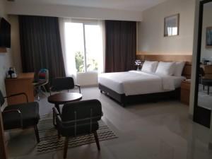 Salah satu Room Wise Hotel