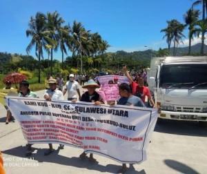 PT Cons North Sulawesi Cement Diminta Kosongkan Lahan PUSKUD Sulut