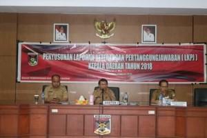 Dr. Denny Mangala, LKPJ Kepala Daerah
