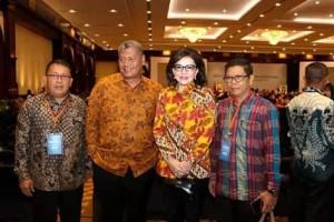 Bupati CEP Hadiri Rakornas Bidang Perpustakaan di Jakarta