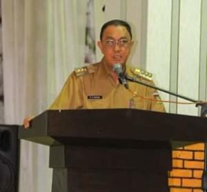 Bupati Minahasa Buka Sosialisasi Pemilu 2019