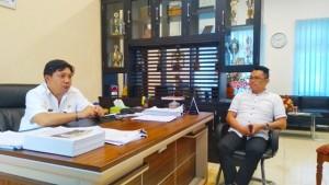Jalin Sinkronisasi, Dinas PUPR Kota Manado Gelar Rapat Bersama UKPBJ