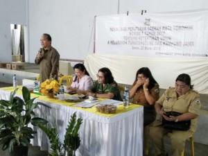 Djemmy J Sundah SE mensosialisasikan Perda Ketertiban Umum