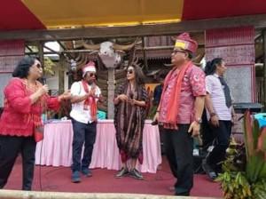 Kongres Senior GMK, antepao Toraja Utara,
