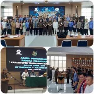 Karate Open Tournament Kajati Cup 2019, Kajati Cup 2019, Roskanedi
