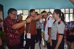 Pelatihan Berbasis Kompetensi, UPTD BPTK Kota Bitung, Ir Maurits Mantiri