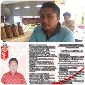 Partai Keadilan Persatuan Indonesia,  James Lontaan