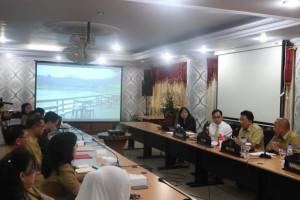 Silangen Minta Penyaluran Bansos Pangan Tahun 2019 di Sulut Lebih Tepat Sasaran