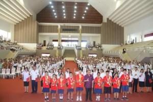 Roring Kembali Serahkan 809 SK Tenaga Guru Tidak Tetap, Tata Usaha Sekolah dan UPT