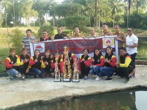 Tim Gateball Sulut Juara Umum di Kejuaraan Gateball Piala BBPJN VIII