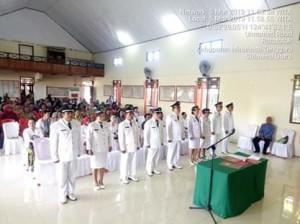 Hukum Tua Kecamatan Ratatotok, Drs Jocke Legi,